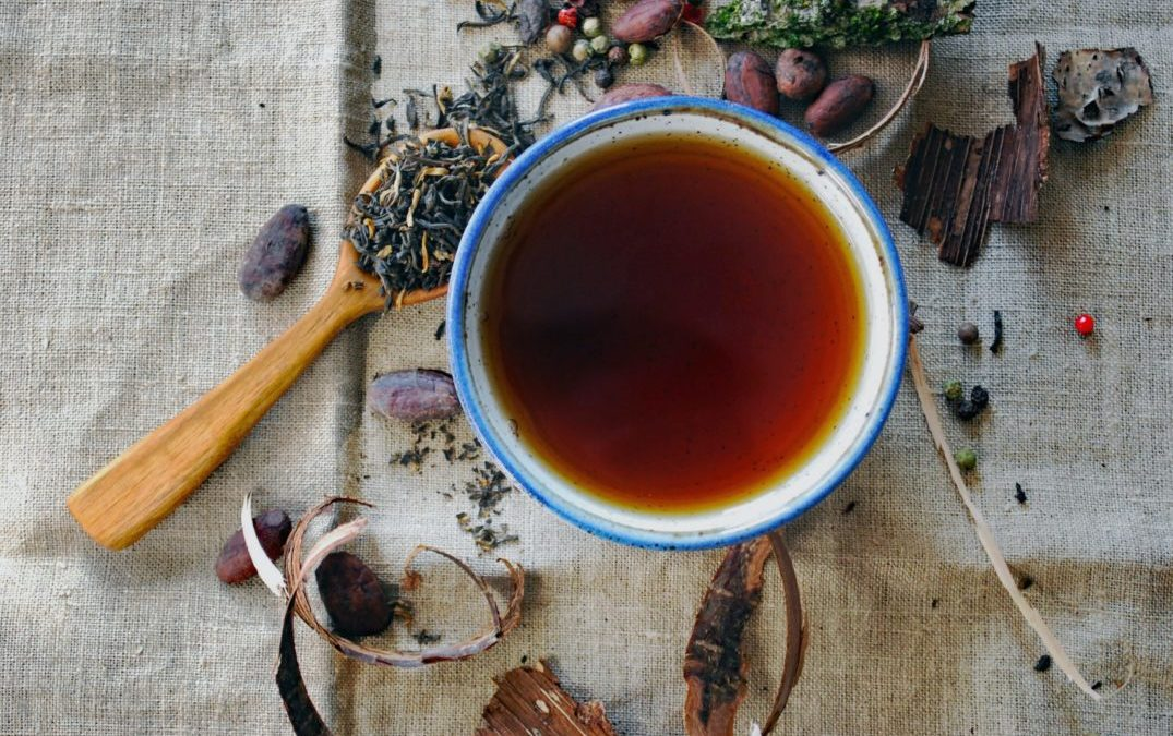 My Favourite Detoxing Herbal Teas